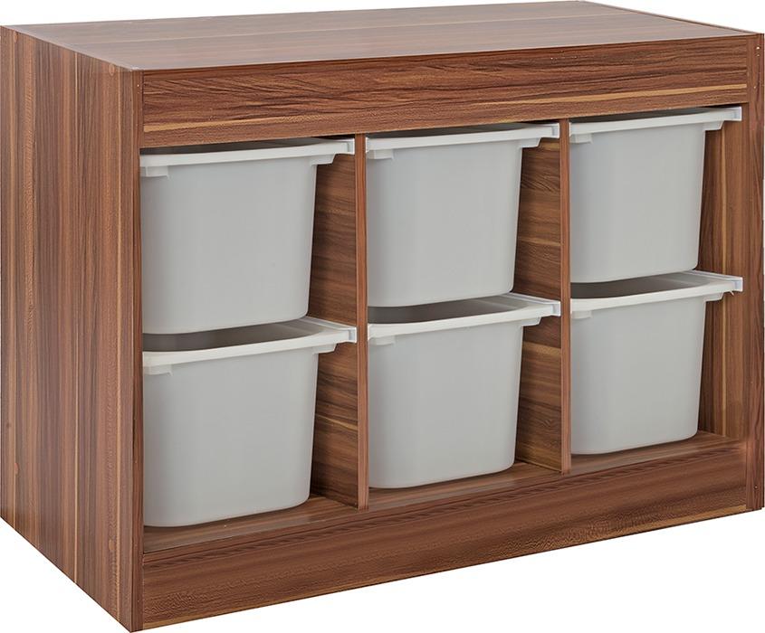 Moderno Set De 3 Unidades Muebles Para El Bebé Componente - Muebles ...