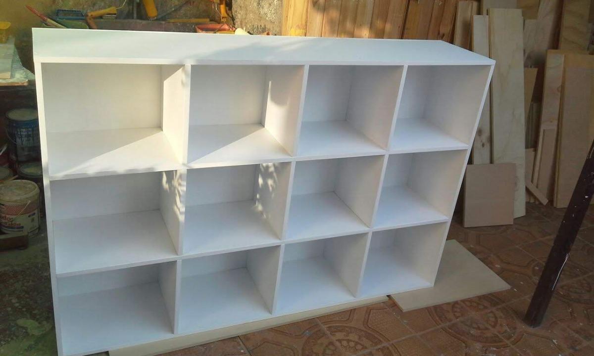 Mueble para juguetes repisa organizador de madera en mercado libre - Mueble organizador de juguetes ...