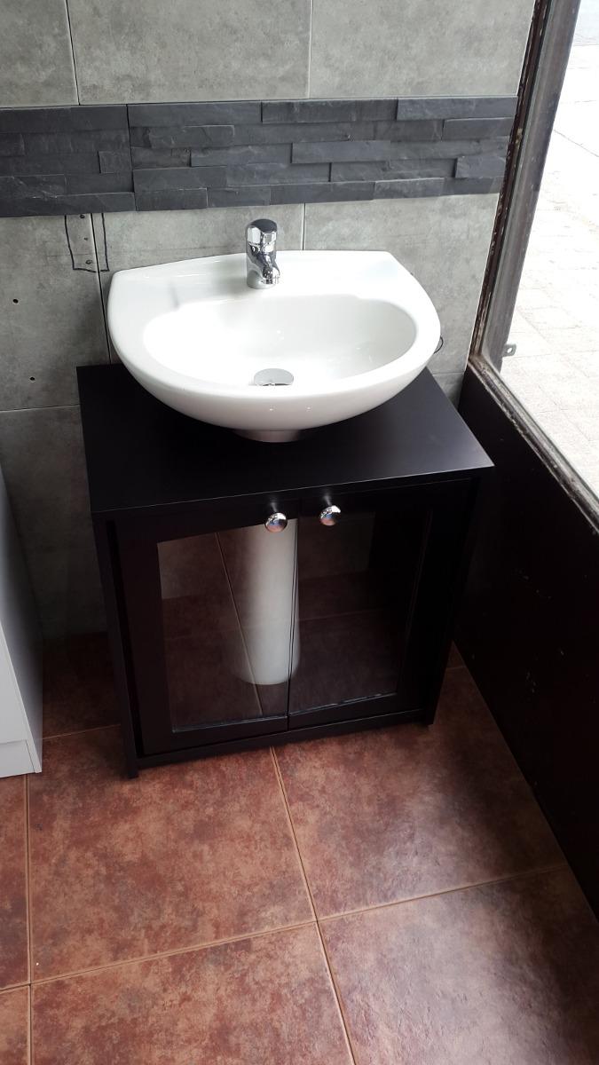 Mueble para lavatorio de ba o 40 x 50 cm en for Muebles de bano montevideo