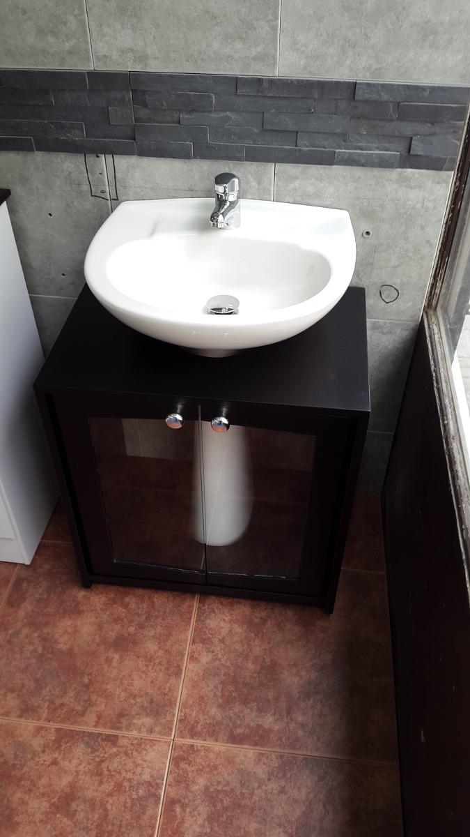 Mueble para lavatorio de ba o 40 x 50 cm en for Modelos de lavaderos de bano