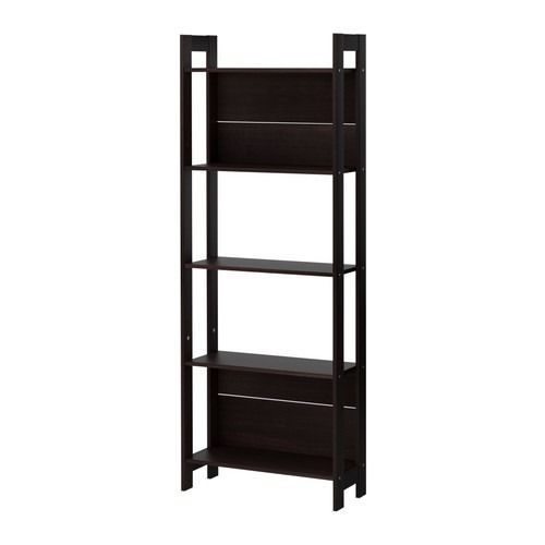 Mueble Para Libros Ikea Color Negro - Bs. 70.400,00 en Mercado Libre