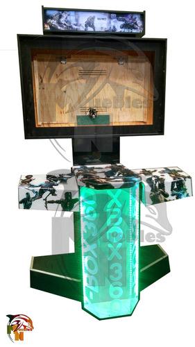 mueble para maquinita de videojuegos 100% triplay