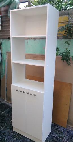 mueble para microhondas + horno electrico 180 x 53 x 35