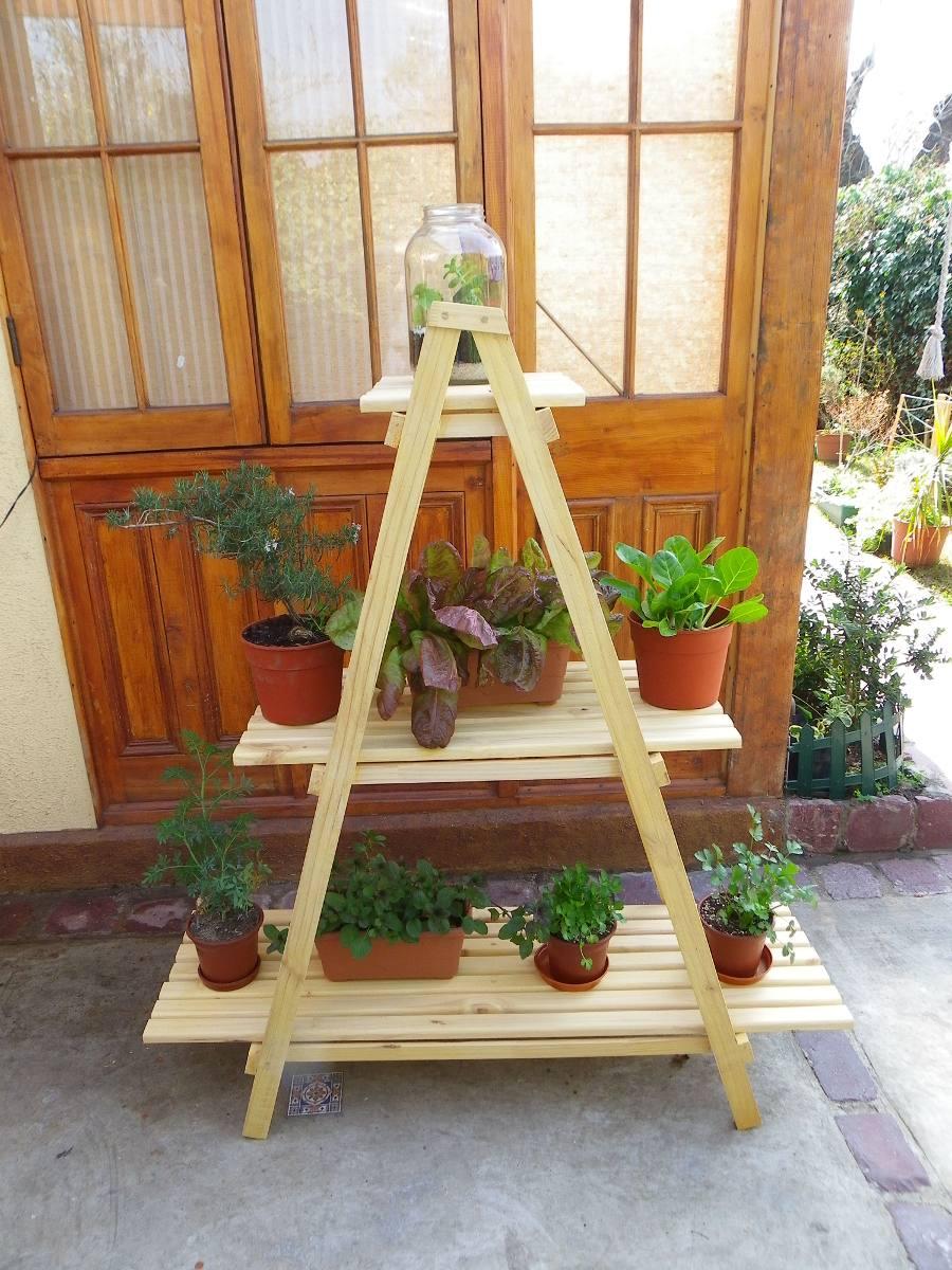 Muebles Esquineros Para Plantas en Mercado Libre Chile
