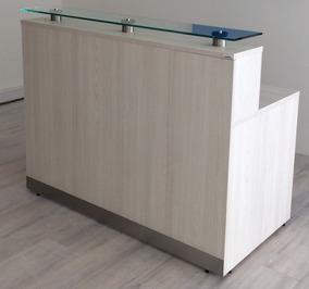 Para Recepcion Espera De Mueble Mostrador 120x70x110 Oficina htrQds