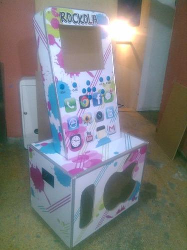 mueble para rockola