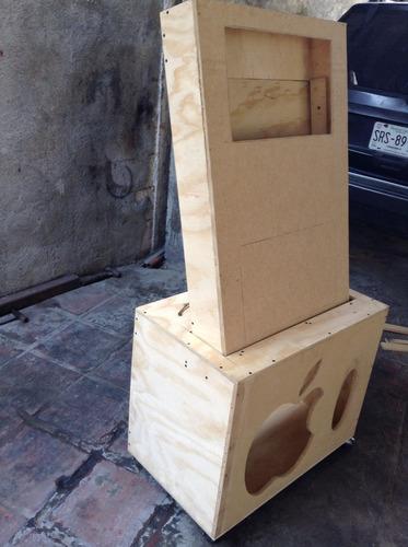 mueble para rockola tipo ipod