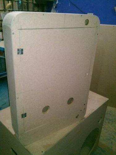 Mueble para rockola tipo pedestal en mercado libre for Mueble para xbox 360