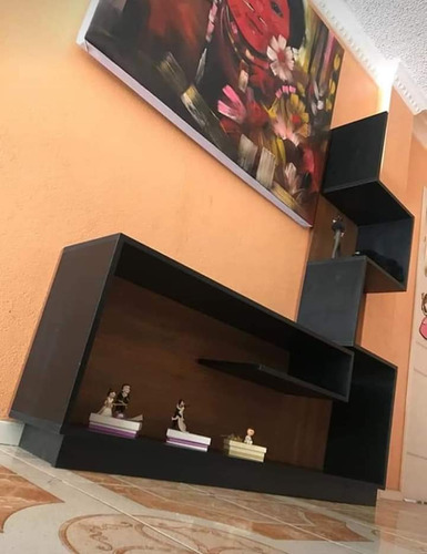 mueble para sala de entretenimiento cómodo y moderno