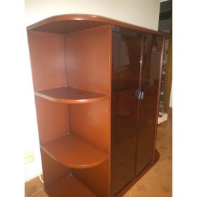 Mueble Para Sala En Madera + Obsequio /compradores Medellin