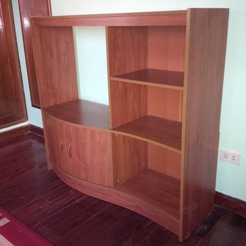 Mueble para televisi n mesa biblioteca dvd consolas for Mesa biblioteca