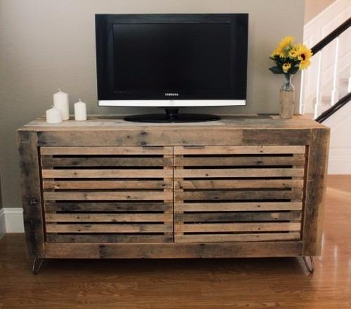 mueble para televisor lcd led consolas