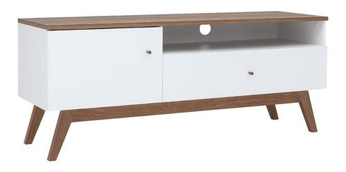 mueble para tv blanco minimalista tugow con envío gratis