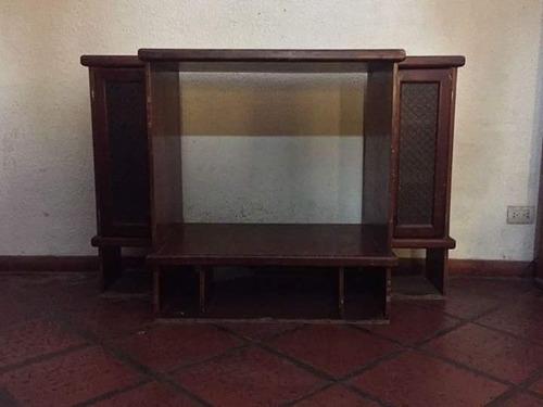 mueble para tv de cancharana