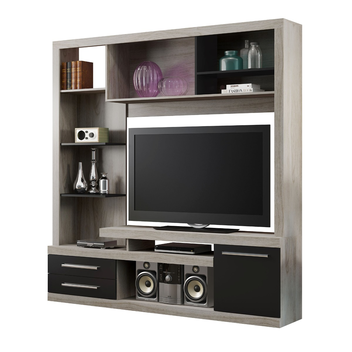 Mueble Para Tv Home Rack Modelo 944 Rinnova 184 900 En  # Muebles Rinnova