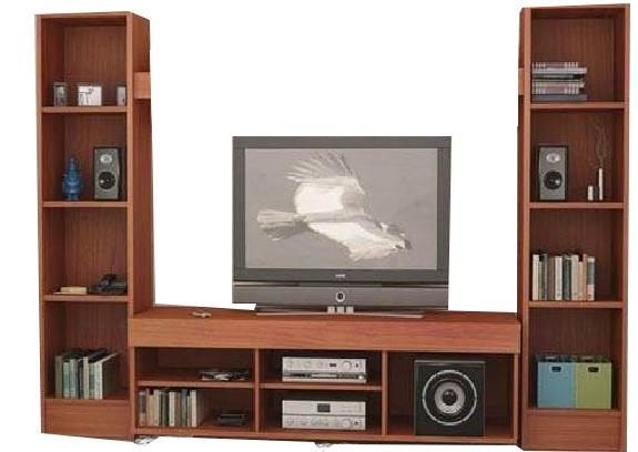 Mueble para tv leds de 60 blu ray y equipos de sonido s - Muebles para equipos de sonido ...