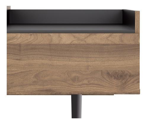 mueble para tv madera minimalista tugow envío gratis