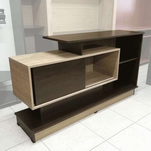 Mueble para tv moderno 52 rack smart u s 136 00 en for Mueble de television moderno