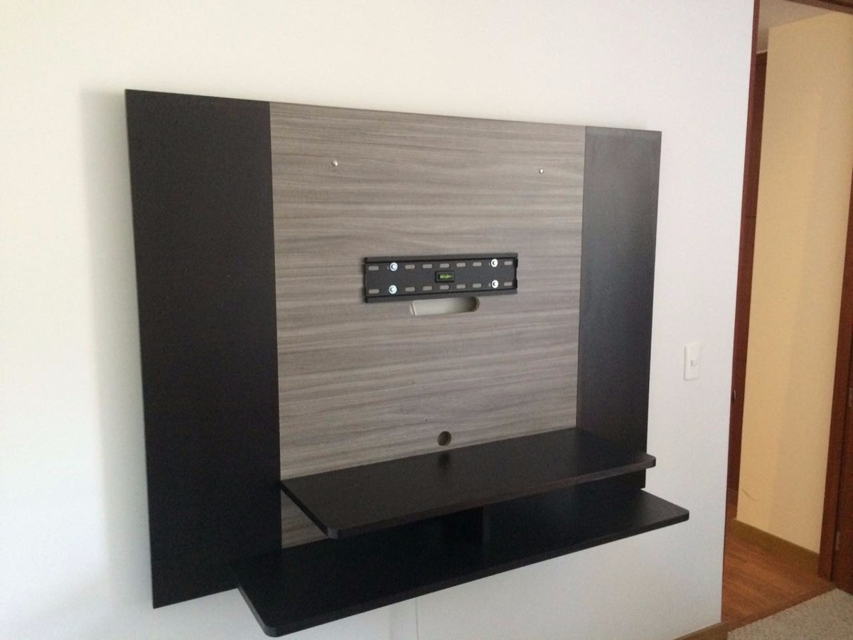 Mueble para tv moderno ref manhatan en mercado - Mueble tv moderno ...