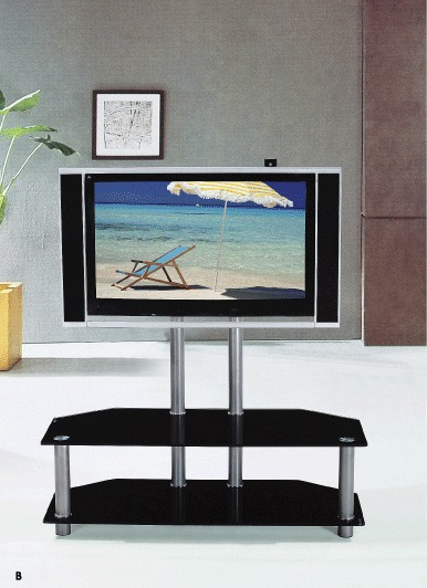 Mueble para tv plasma modelo lts 003 91 en for Modelos de muebles para tv