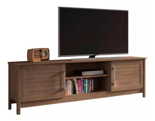 mueble para tv rack ditalia melamina
