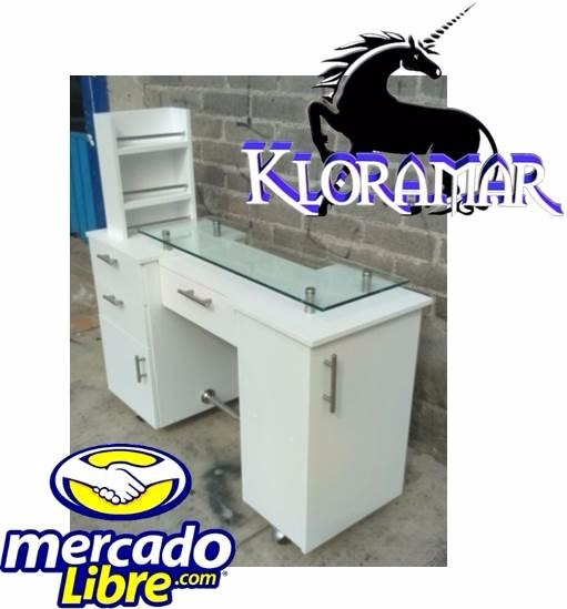 Mueble para u as estetica escritorio 3 en for Mueble para escritorio
