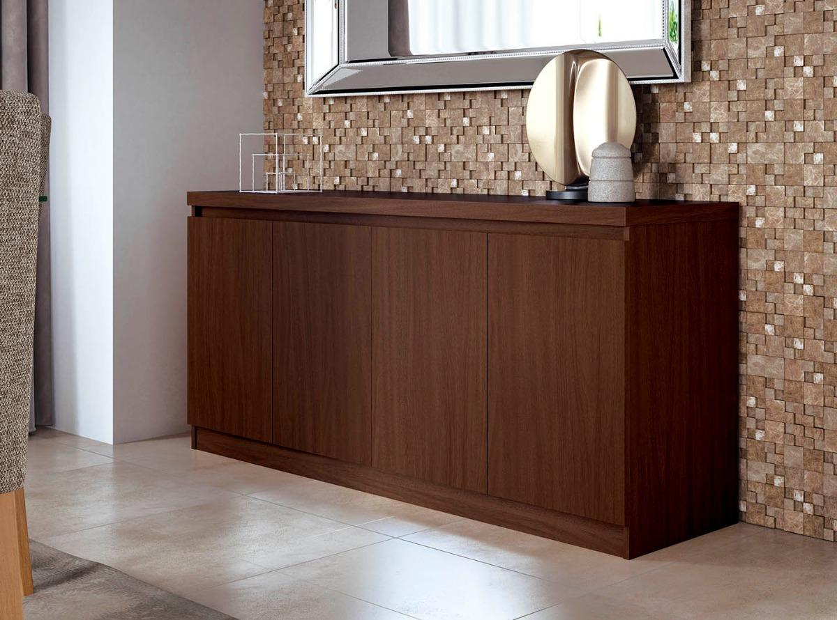 Vajillero Bahiut Mueble Para Comedor Y Living Truzzi 120cm