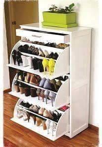 Mueble para zapatos 3 en mercado libre - Zapatera giratoria ...
