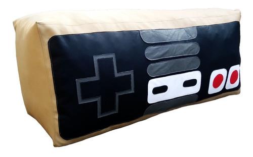mueble puff control nintendo sillon gamers