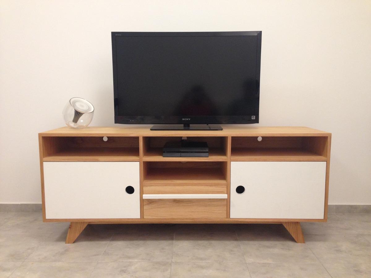 Muebles De Tv Led Construir Mueble Principal Para Tv Led Lcd  # Muebles Cipriano Lanus