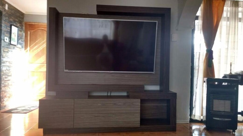 mueble rack home carrara tv 42 a 65  - ikean