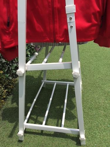 mueble rack  perchero para recámara plegable envío gratis