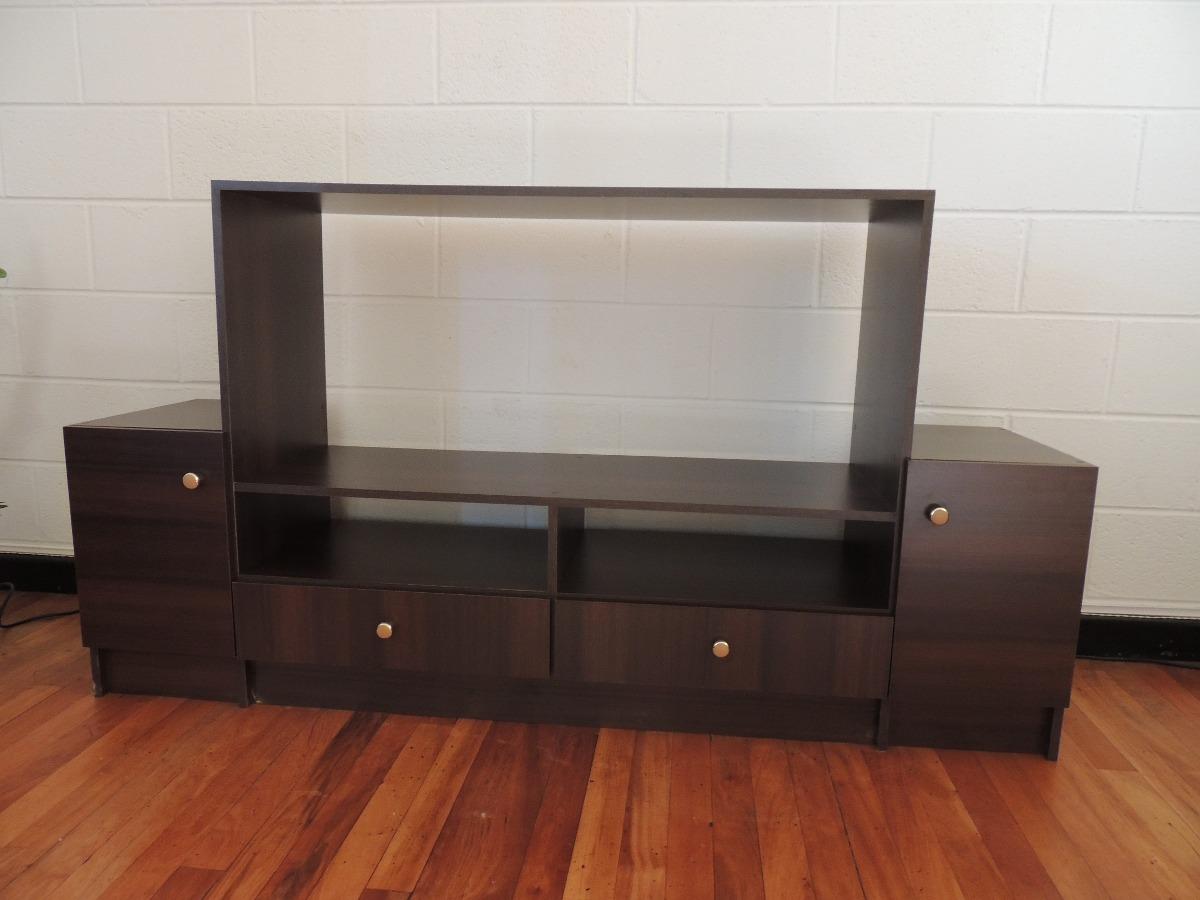 mueble rack tv nuevo en mercado libre