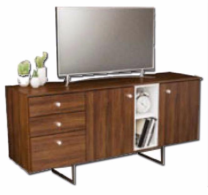 Mueble Rack Tv Retro - Lcd - Living - Dormitorio - Lcm - $ 3.490,00 ...