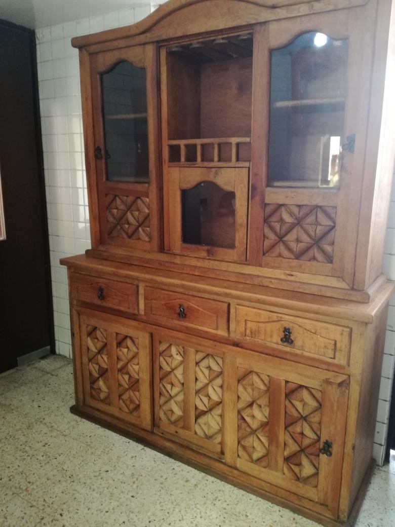 Mueble Rustico Cocina - $ 3,000.00 en Mercado Libre