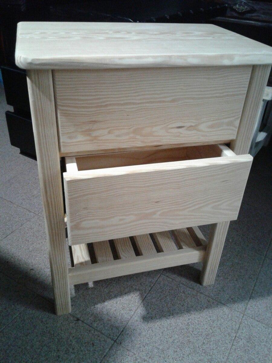 Mueble Rustico En Madera Maciza Para Bacha De Baño  $ 8700,00 en