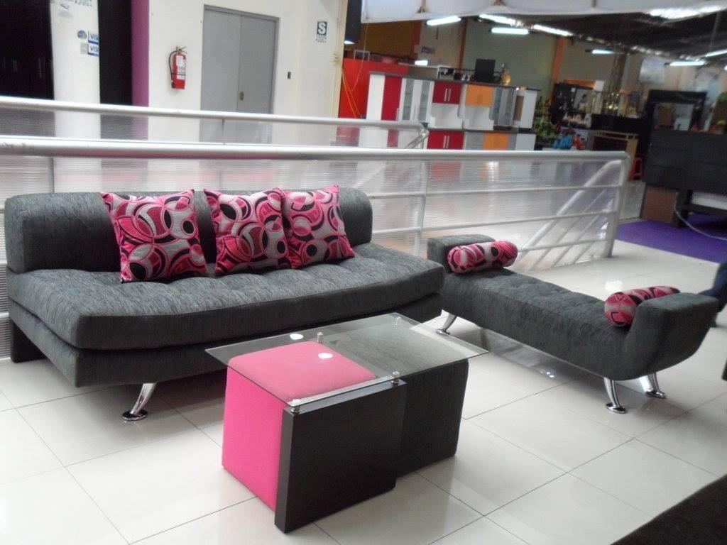 Mueble de sala seccional juego de sala s en for Muebles modernos para sala