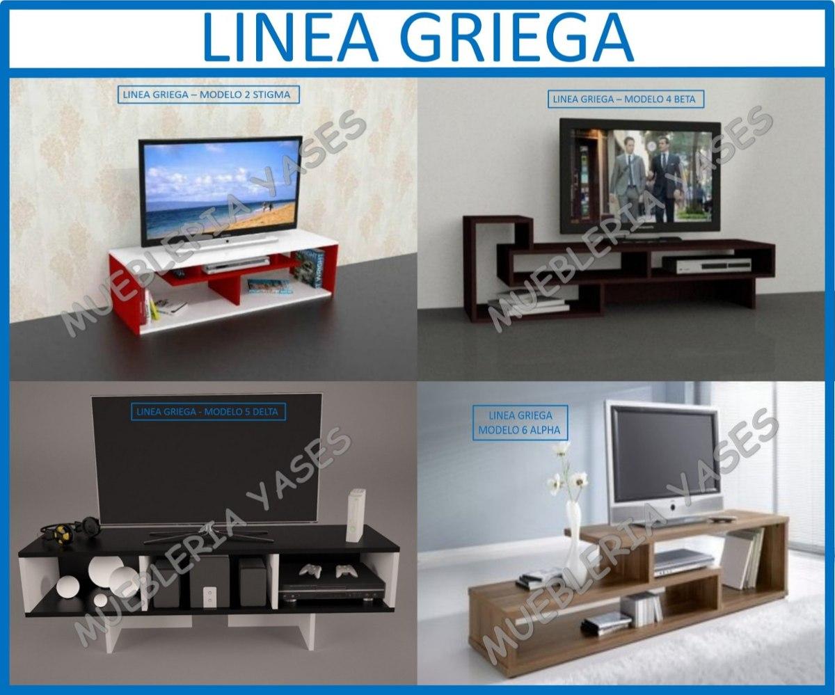 Medidas Para Sala De Tv ~ Mueble Sala Modulares Mesa Tv Moderno Minimalista Imperator  Bs 399