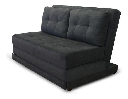 mueble sala sofa cama matrimonial moderno vittal  mobydec