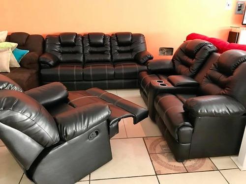 mueble salas sala moderna medellin con sillon reclinable