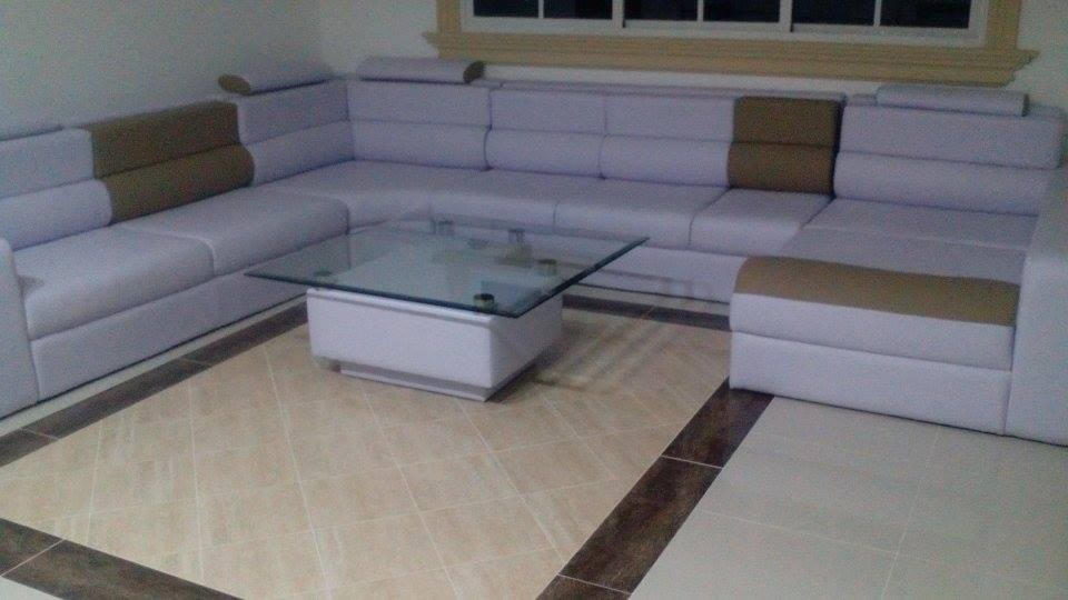 mueble seccional moderno y elegante 275 en