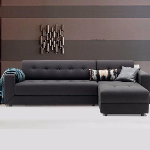 mueble seccional viena + decorativos