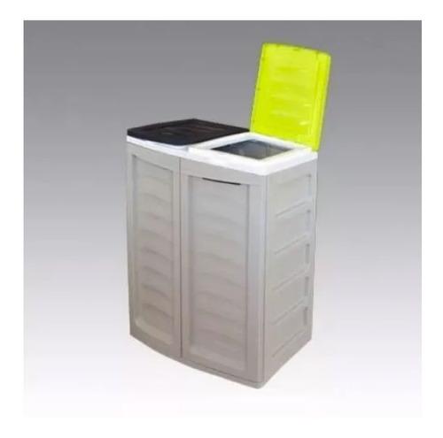 mueble separador de residuos para armar colombraro