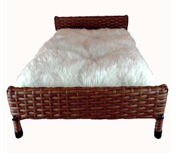 Mueble sofa cama almohada cojin perro chico gato e4f for Mueble divan cama