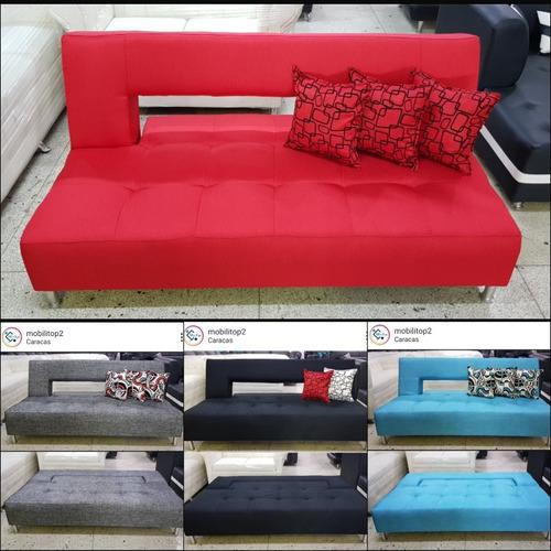 mueble sofá cama matrimonial somos tienda zona san martin