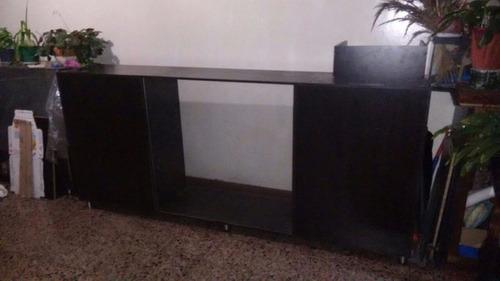 mueble tipo barra para cafe bar