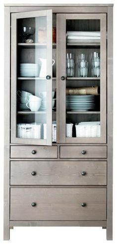 Mueble tipo hemnes ikea gabinete puertas de vidrio for Ikea compra tus muebles