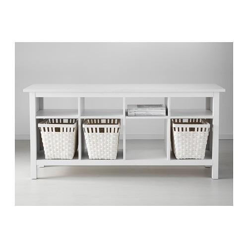 Mueble tipo hemnes ikea mesa para consola 8 en for Muebles ikea mexico
