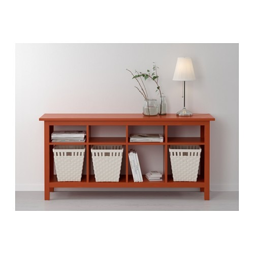 Mueble tipo hemnes ikea mesa para consola 8 en for Muebles hemnes ikea