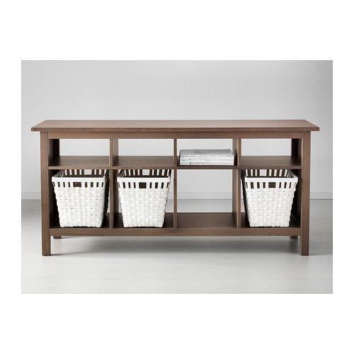 Mueble tipo hemnes ikea mesa para consola 8 en for Mueble tipo divan